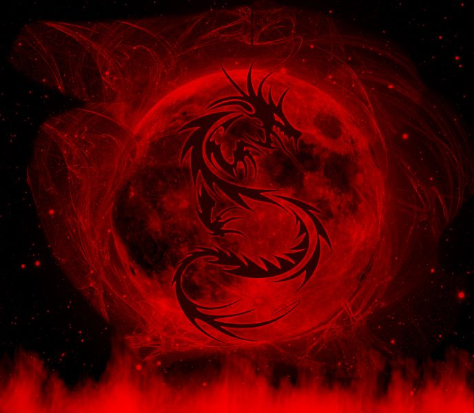 The Full Moon in Aries and Lunar Eclipse – The Dragon Portal