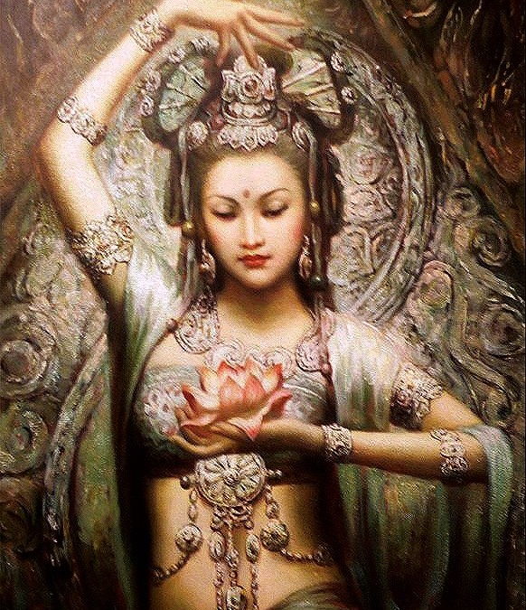 Kuan Yin- Mother of Compassion