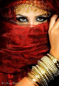 Arabian Woman